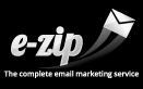 e-zip The complete email marketing service